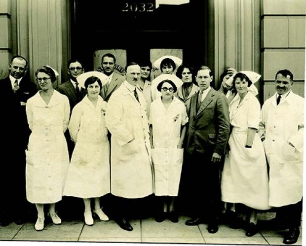 1912 department photo