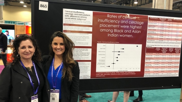 Rates of cervical insufficiency and cerclage placement were highest among black and asian indian women