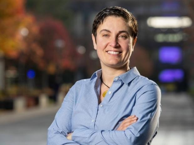 Juno Obedin-Maliver, MD, MPH, co-director of the PRIDE study