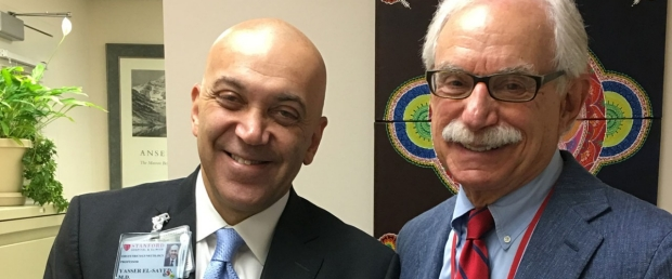 Drs. El-Sayed and Gibbs