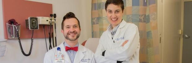 Mitchell Lunn, MD, and Juno Obedin-Maliver, MD