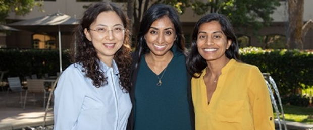 Stanford Medicine REI fellows
